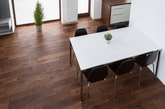 Mississauga engineered floor installation