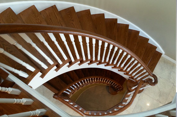 Staircase installation and refacing